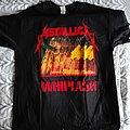 "Metallica - TShirt or Longsleeve - Metallica ""Whiplash"" T-Shirt"