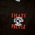 Anti-Nowhere League - I hate People TS