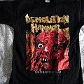 Demolition Hammer - TShirt or Longsleeve - Demolition Hammer - Tortured Existence T-Shirt