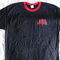 """Impaled Nazarene - TShirt or Longsleeve - Impaled Nazarene """"Death Squad/Pocket Logo"""" Ringer T-Shirt"""