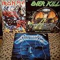 Metallica - Tape / Vinyl / CD / Recording etc - Triple Metal Attack 1980's Vinyl