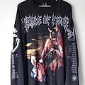 Cradle Of Filth - The Rape And Ruin Of Europe 1997 TShirt or Longsleeve