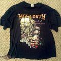 TShirt or Longsleeve - Megadeth - Peace Sells Tour