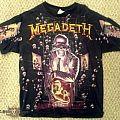 TShirt or Longsleeve - Megadeth - Hangar 18 All-Over Print