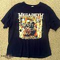 TShirt or Longsleeve - Megadeth - Held Hostage by Oil for Food