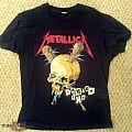 TShirt or Longsleeve - Metallica - Damage, Inc. Tour