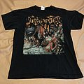 Deeds of Flesh - Inbreeding the Anthropophagi T-Shirt