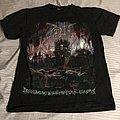 Putridity - TShirt or Longsleeve - Putridity - Degenerating Anthropophagical Euphoria T-Shirt