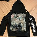 Deeds of Flesh - Path of the Weakening Zip-Up Hoodie Hooded Top