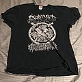 Exhumed - Platters of Splatter T-Shirt