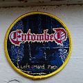 Entombed Lefth Hand Path ( Second Edition Bootleg) Patch
