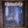 Entombed Lefth Hand Path Back Patch