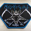 Midnight Black Rock and Roll (Bootleg) Patch