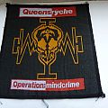 Queensryche Patch