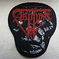Asphyx Last one on earth ( Michael Jackson Thriller face) Patch