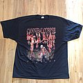 Cannibal Corpse Torture TS 2012 TShirt or Longsleeve