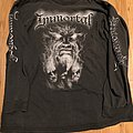 Immortal Unholy Forces of Evil LS TShirt or Longsleeve