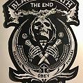 Black Sabbath - Patch - BLACK SABBATH The End Backpatch