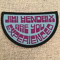 Jimi Hendrix Experience patch