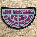 Jimi Hendrix - Patch - Jimi Hendrix Experience patch