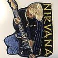 Nirvana - Patch - Nirvana (Kurt Cobain) patch