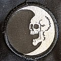 Dead Moon circle patch