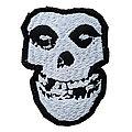 Misfits Crimson Ghost Logo Patch