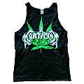 Mortician - TShirt or Longsleeve - Mortician Pot-Leaf T-shirt