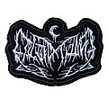 Shaped Leviathan Embroidered Patch