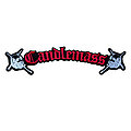 Candlemass - Patch - Candlemass Embroidered Back Patch