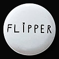 Flipper button (white)
