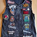 Slipknot - Battle Jacket - Demin Vest v3