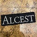 Alcest - Patch - Alcest Logo Patch