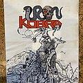 Iron Kobra - Patch - Iron Kobra Backpatch