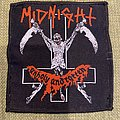 Midnight - Patch - Midnight unholy and rotten Patch