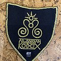 Atlantean Kodex - Patch - Atlantean Kodex Shield Patch