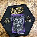 Atlantean Kodex - Patch - Atlantean Kodex Patch black