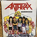 Anthrax - Patch - Anthrax Backpatch