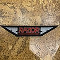 Razor - Patch - Razor Stripe Patch
