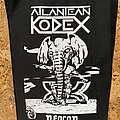 Atlantean Kodex - Patch - Atlantean Kodex Neocon Backpatch