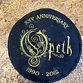 Opeth - Patch - Opeth 25th anniversary patch