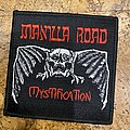 Manilla Road - Patch - Manilla Road Mystification Patch