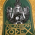 Atlantean Kodex - Patch - Atlantean Kodex Gold Border Patch