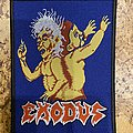 Exodus - Patch - Exodus Bonded by Blood Patch black