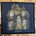 Opeth - Patch - Opeth Faces Patch