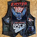 Razor - Battle Jacket - Canadian Steele Battlevest