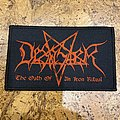 Desaster - Patch - Desaster Oath Patch