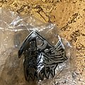 Cancer - Pin / Badge - Cancer Pin black