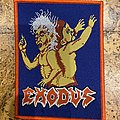 Exodus - Patch - Exodus Bonded by Blood Patch red