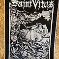 Saint Vitus - Patch - Saint Vitus Backpatches